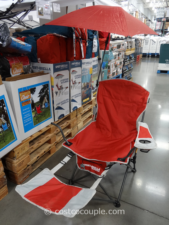 Sportbrella Recliner Chair Costco