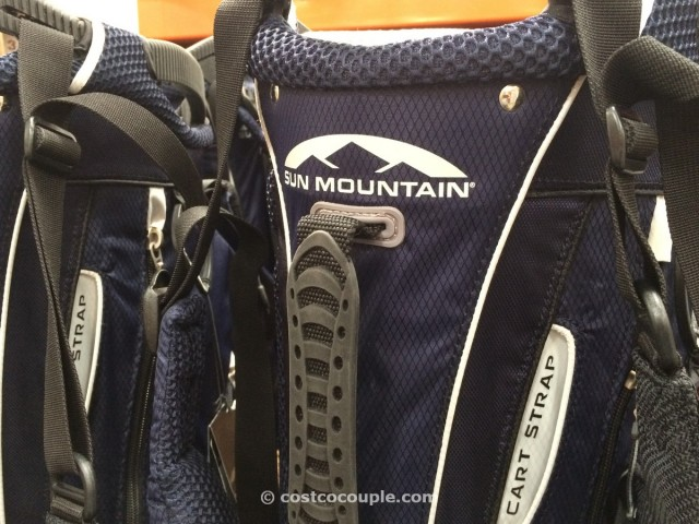 Sun Mountain Three 5 DLX Golf Stand Bag Costco 2