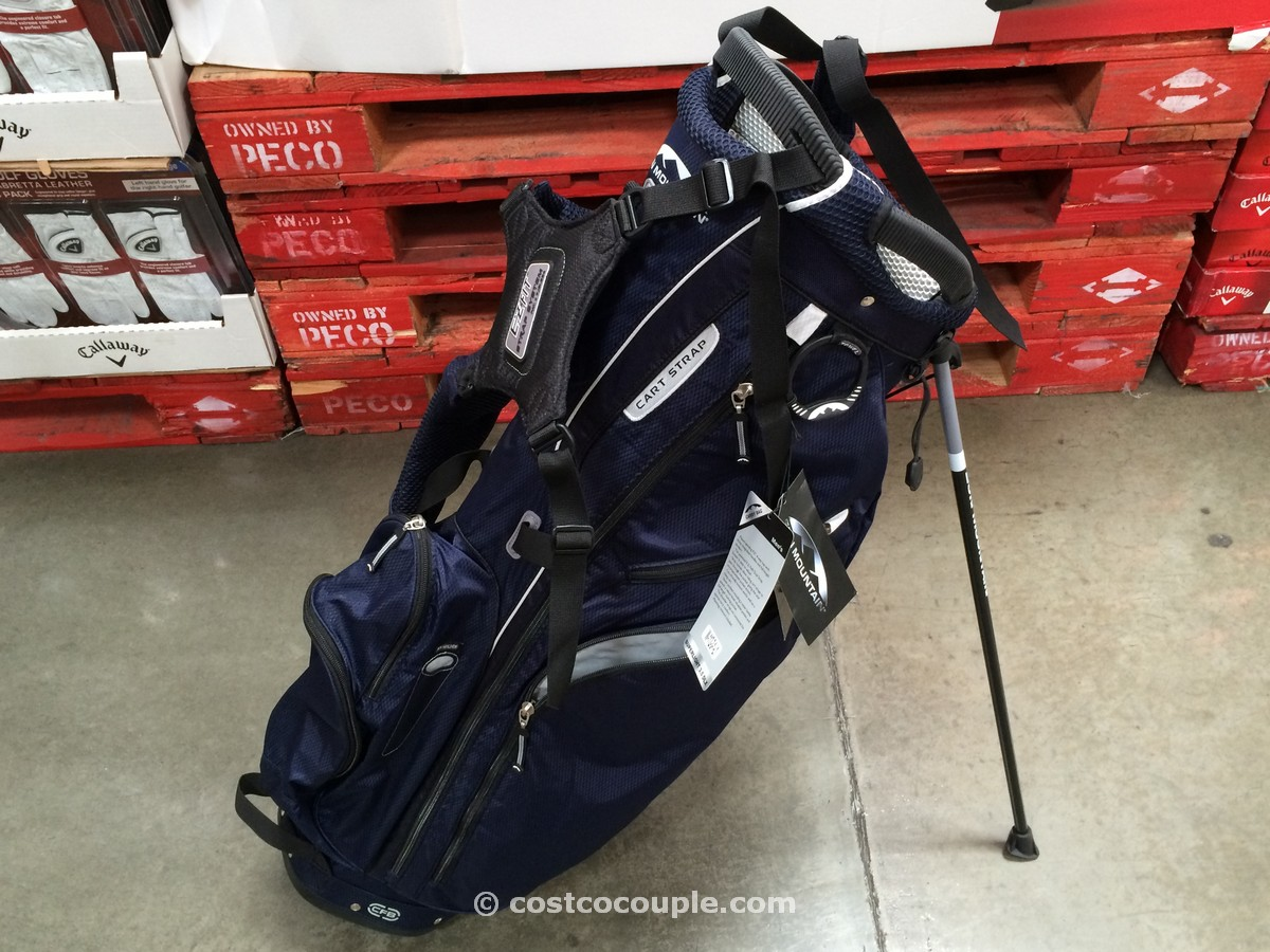 Sun Mountain Three 5 DLX Golf Stand Bag Costco 6