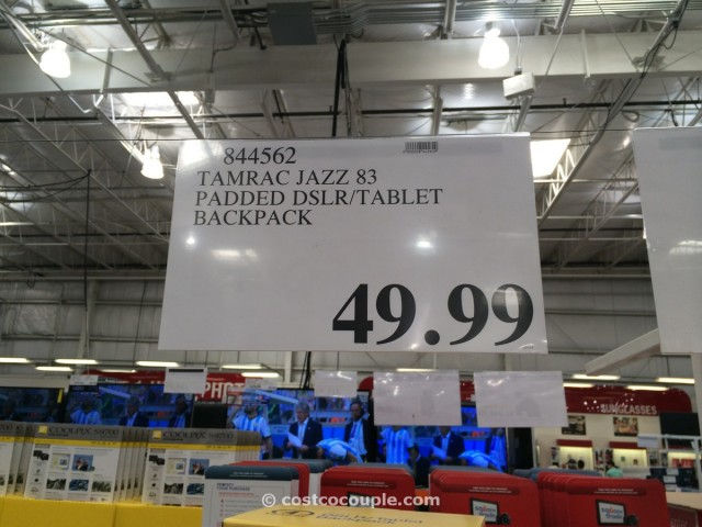 Tamrac DSLR and Tablet Backpack Costco 3