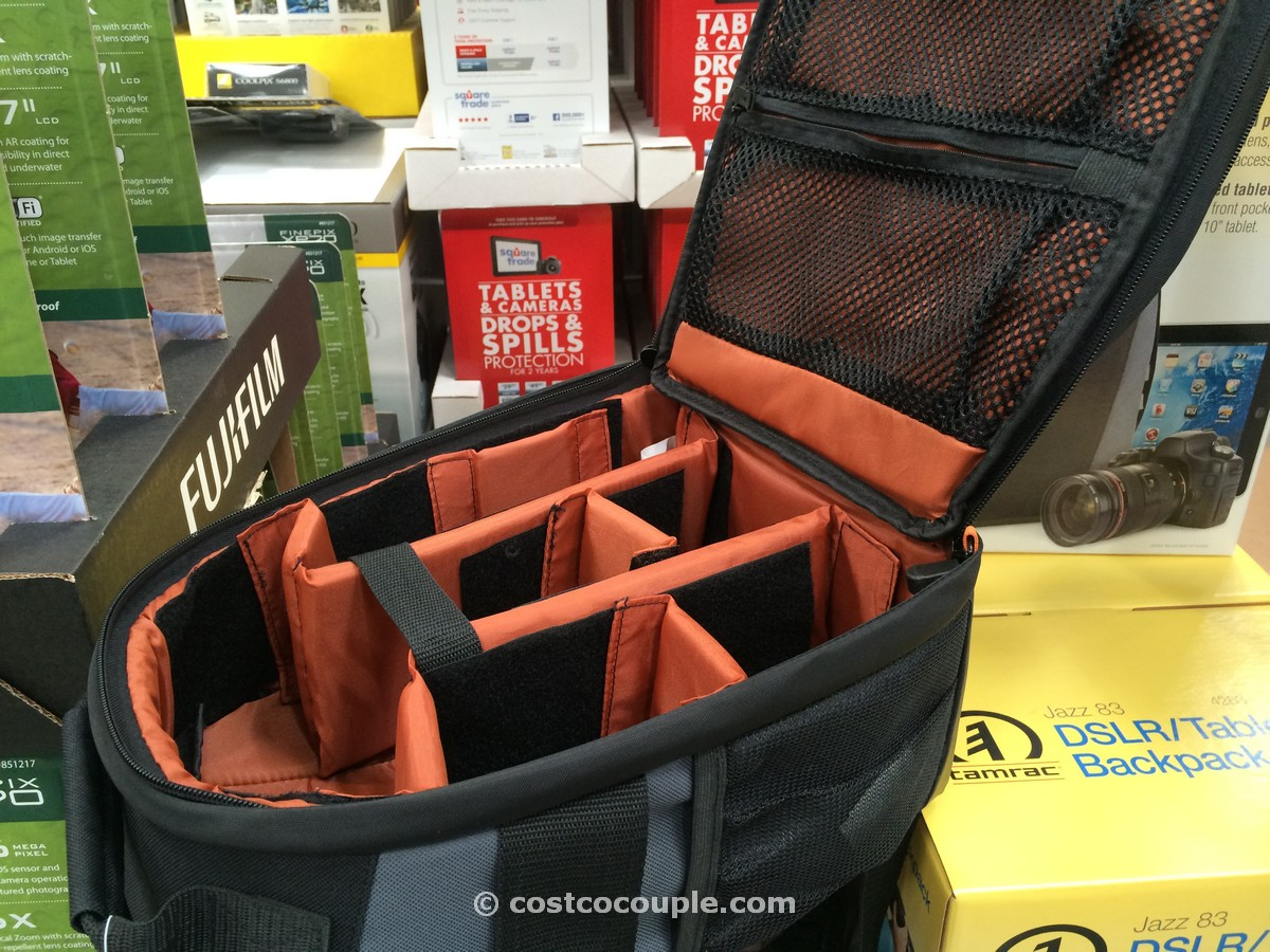 Tamrac DSLR and Tablet Backpack Costco 4