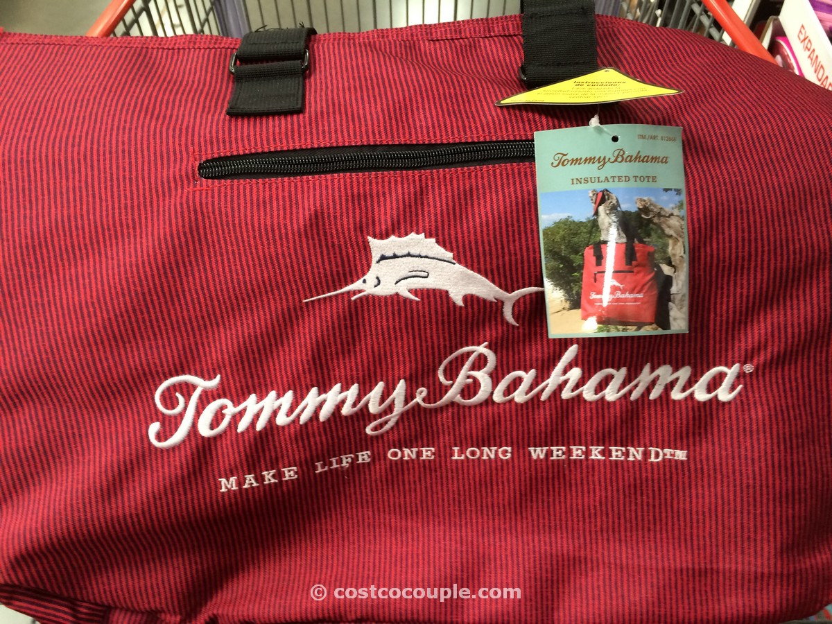 Tommy Bahama Insulated Tote