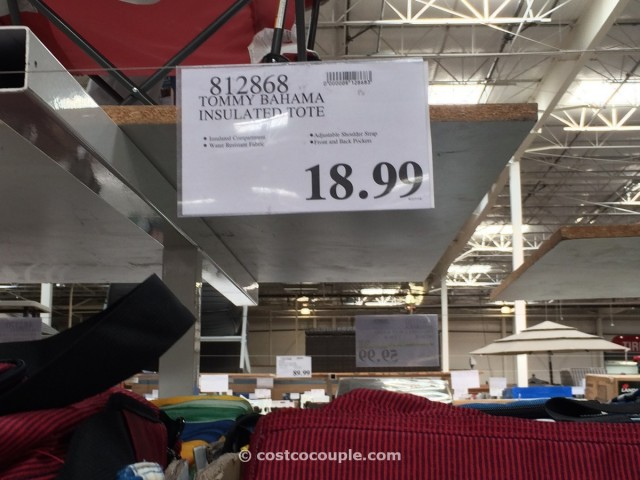 Tommy Bahama Insulated Tote Costco 5
