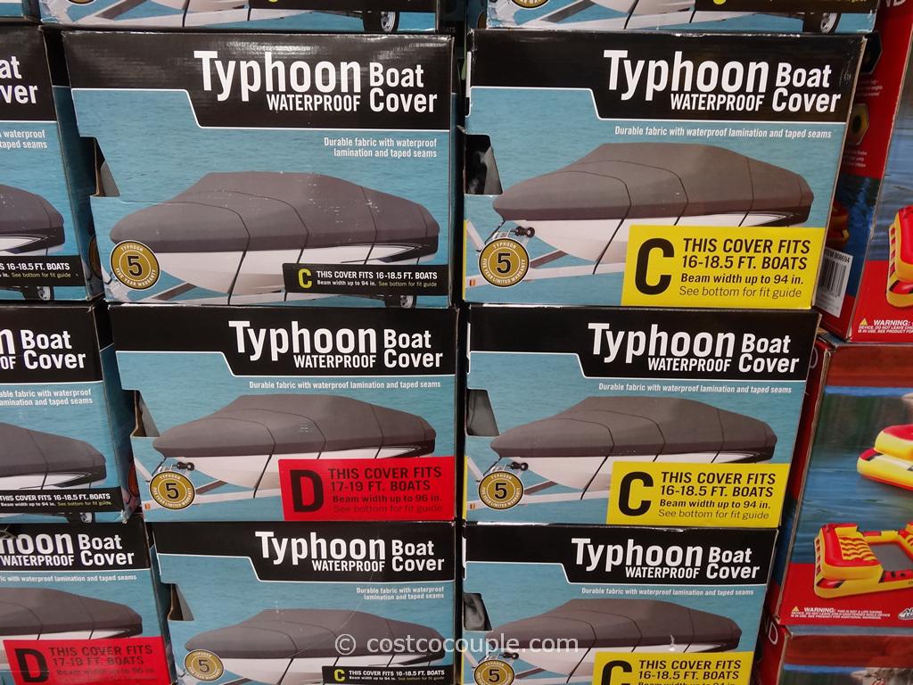 Typhoon Waterproof Boat Cover Costco 5