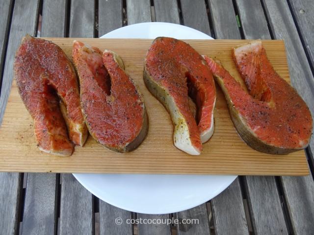 Wild Copper River Sockeye Salmon Costco 4