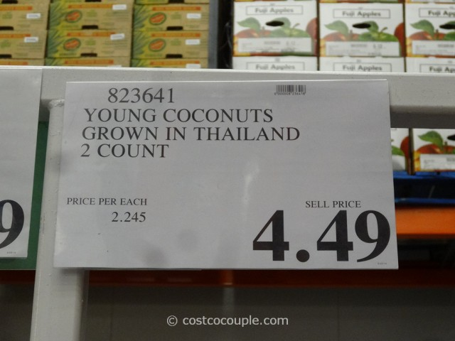 Young Coconuts Costco 1