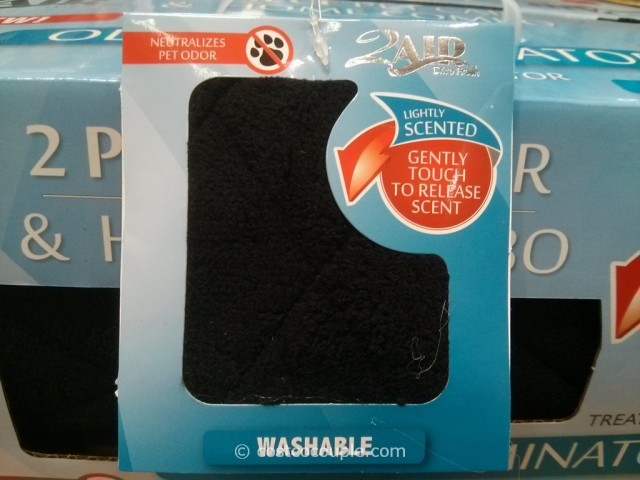 2Air Rear Set Pet Protector With Blanket Costco 6