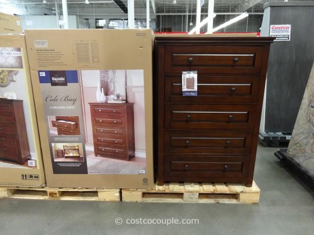 Bayside Furnishings Cole Bay Dresser Costco 2