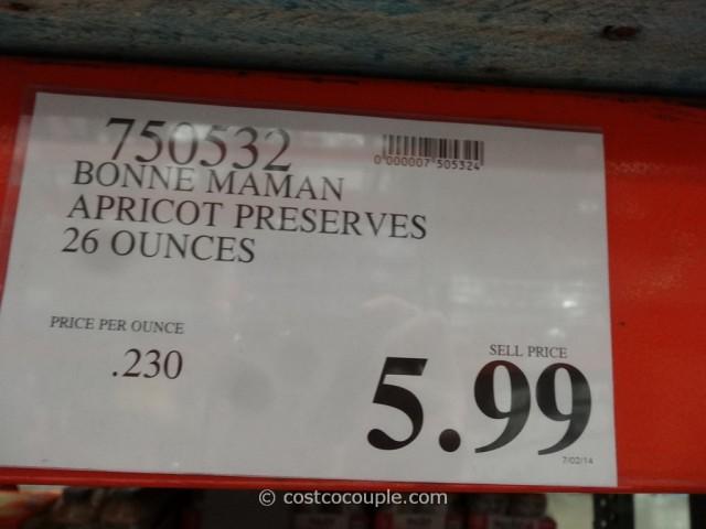 Bonne Maman Apricot Preserves Costco 1