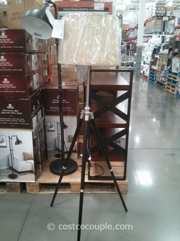 Bridgeport Designs Tripod Floor Table Lamp Costco 4