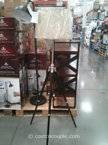 Bridgeport Designs Tripod Floor Table Lamp