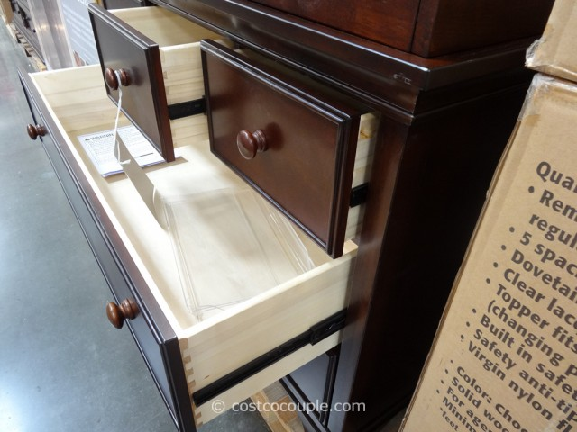 Cafe Kid Jamison Changing Table Dresser Costco 9