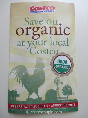 Costco August 2014 Organic Instant Savings 1