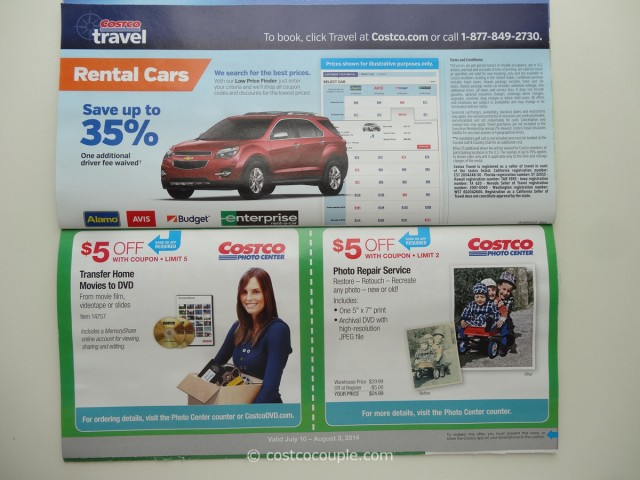 Costco July 2014 Coupon Book 10