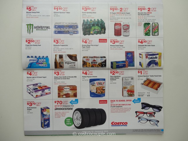 Costco July 2014 Coupon Book 7