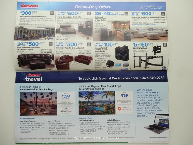 Costco July 2014 Coupon Book 9