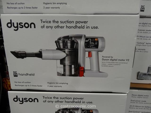 Dyson DC56 Handheld Cordless Vacuum Costco 2