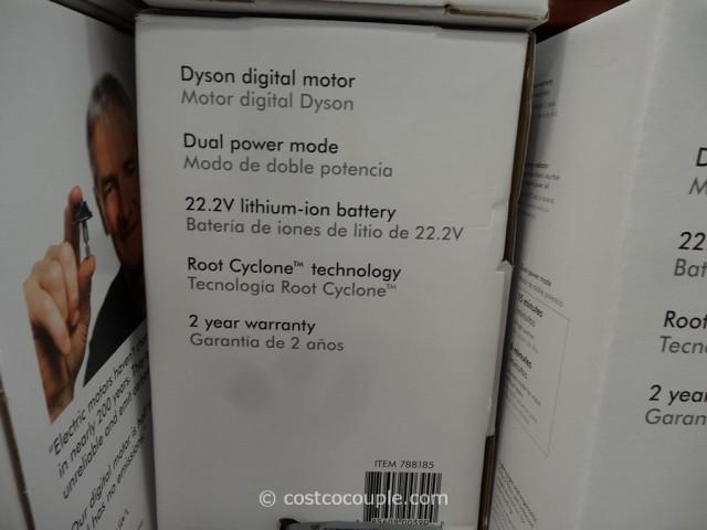 Dyson DC56 Handheld Cordless Vacuum Costco 3