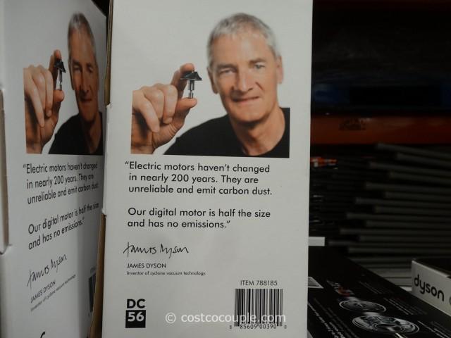 Dyson DC56 Handheld Cordless Vacuum Costco 4