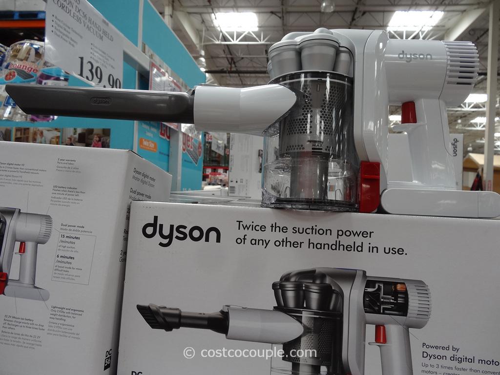 Dyson DC56 Handheld Cordless Vacuum Costco 5