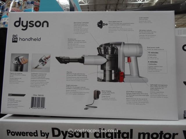 Dyson DC56 Handheld Cordless Vacuum Costco 7