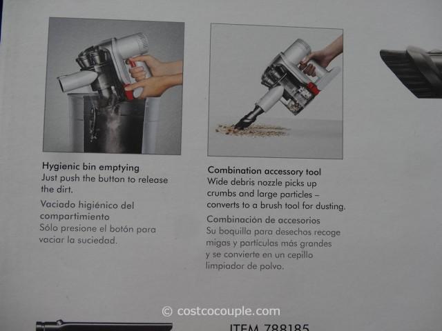 Dyson DC56 Handheld Cordless Vacuum Costco 9
