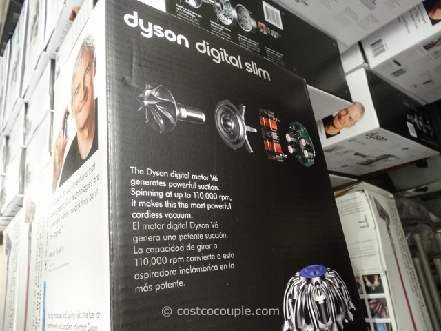 Dyson DC59 Cordless Stick Vacuum Costco 4
