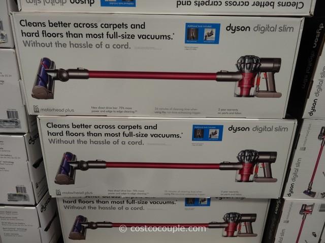 Dyson Dc59 Digital Slim Cordless Stick Vacuum