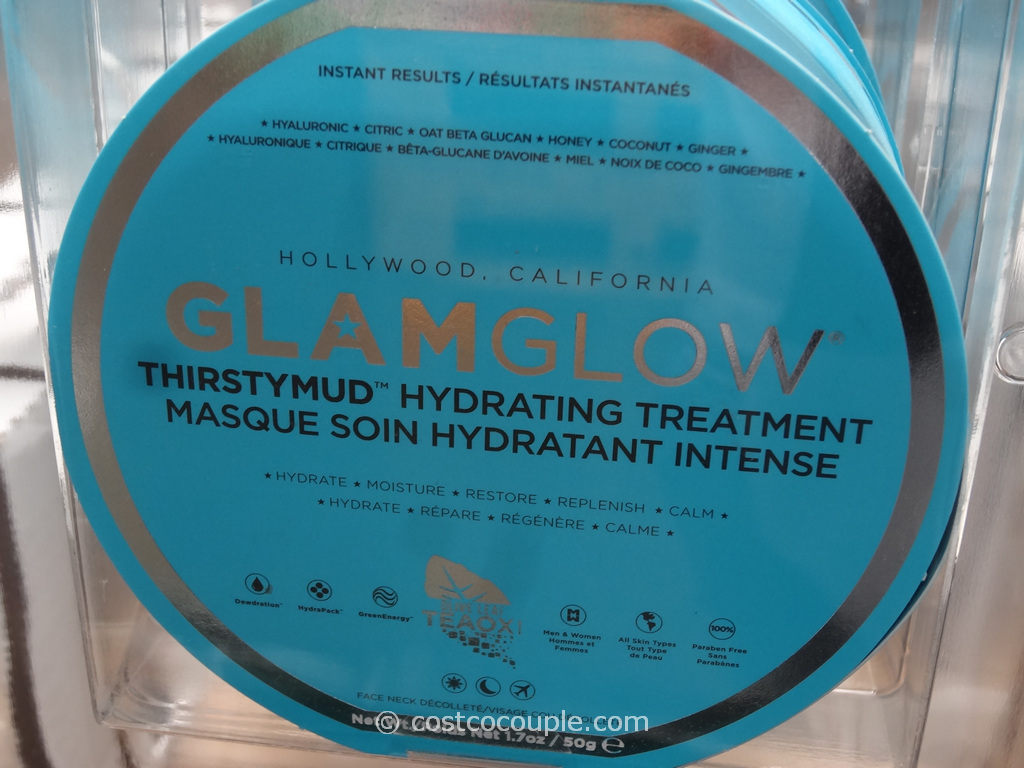 Glamglow Thirstymud Hydrating Treatment Costco 1