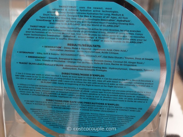 Glamglow Thirstymud Hydrating Treatment Costco 2