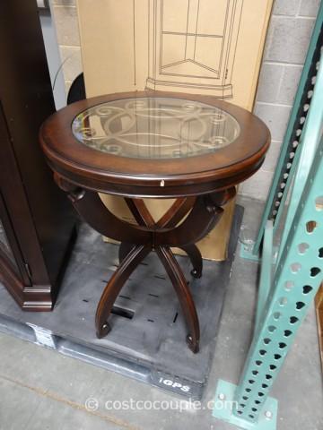 Hillsdale Furniture  Calista Accent Table Costco 2