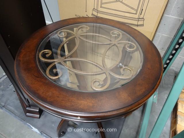 Hillsdale Furniture  Calista Accent Table Costco 3