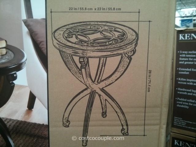 Hillsdale Furniture  Calista Accent Table Costco 5