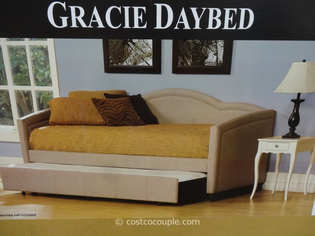 Hillsdale Gracie Twin Fabric Daybed Costco 3