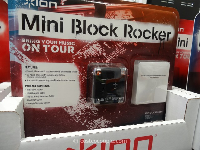 Ion Mini Block Rocker Costco 3