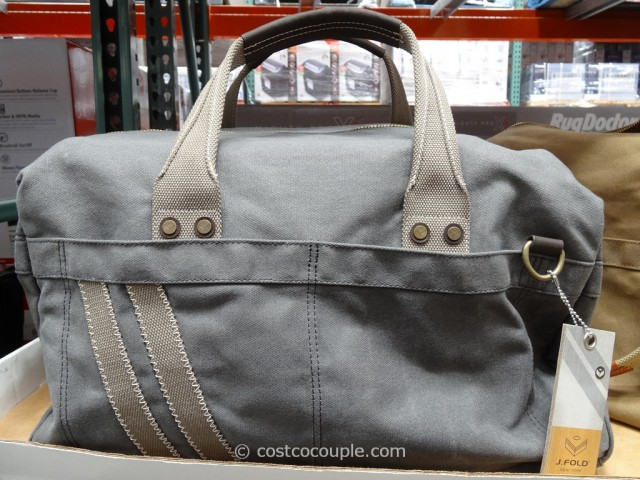 J Fold Canvas Roadster Duffel Costco 3