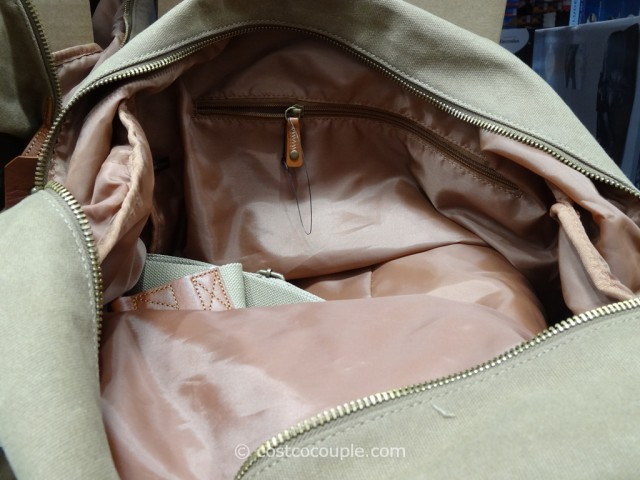 J Fold Canvas Roadster Duffel Costco 5