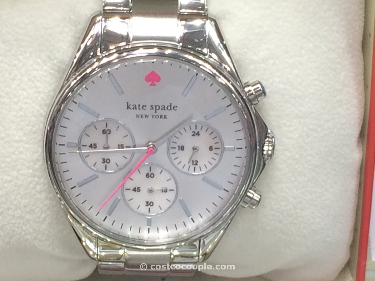 Kate Spade Seaport Ladies Chronograph Costco 2