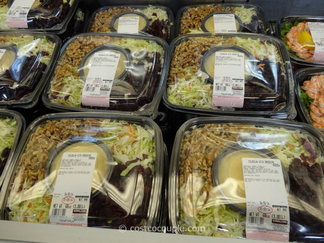 Kirkland Signature Coleslaw With Dressing Costco 1