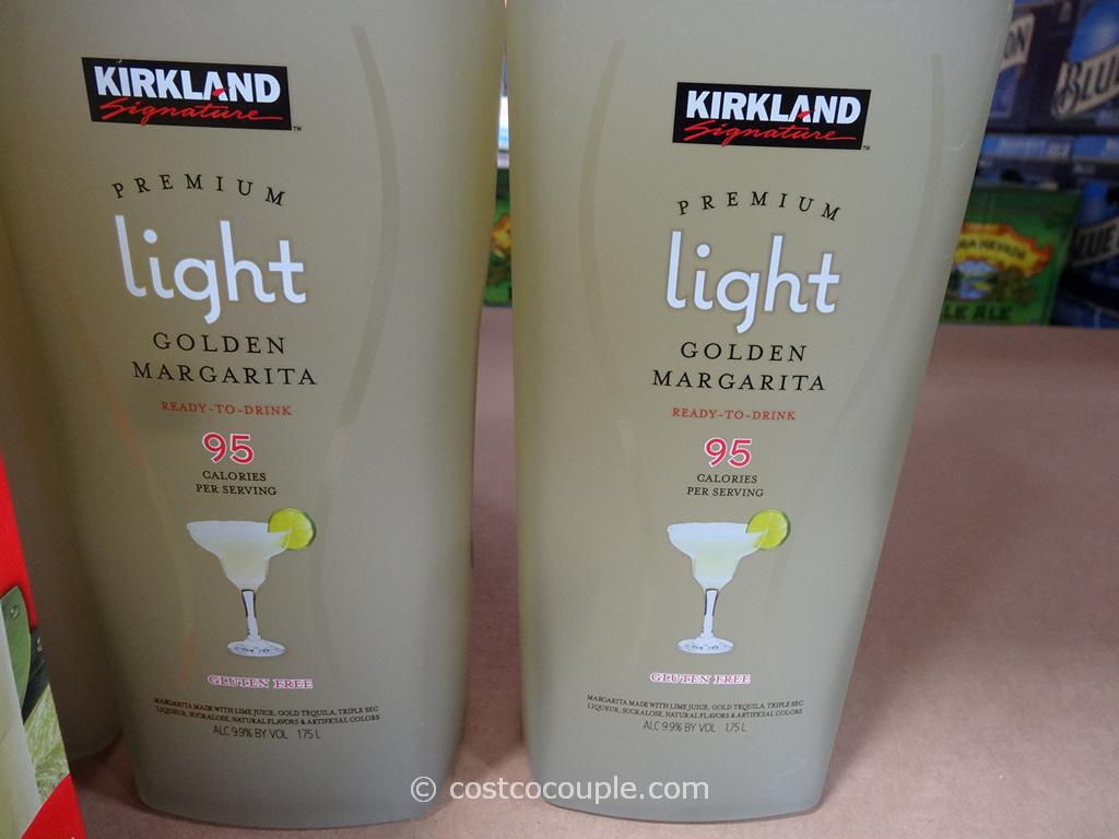Kirkland Signature Golden Margarita Light Costco 3