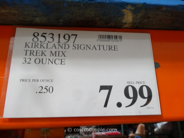 Kirkland Signature Trek Mix Costco 1
