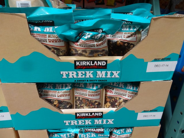 Kirkland Signature Trek Mix Costco 2
