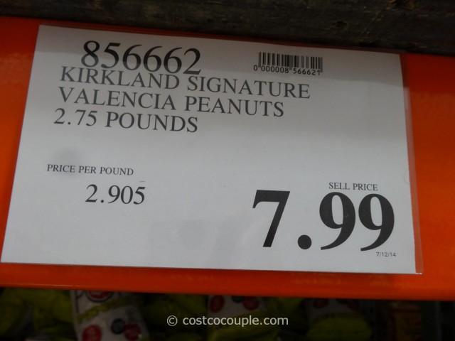 Kirkland Signature Valencia Peanuts Costco 5
