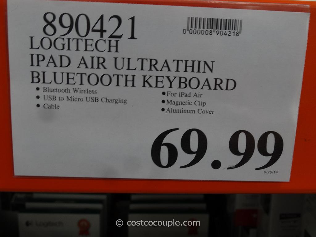 ultrathin logitech keyboard ipad manual
