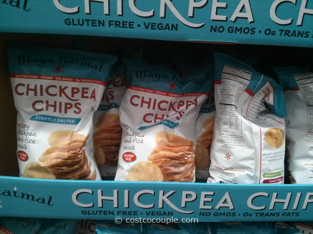 Maya Kaimal Chickpea Chips Costco 2