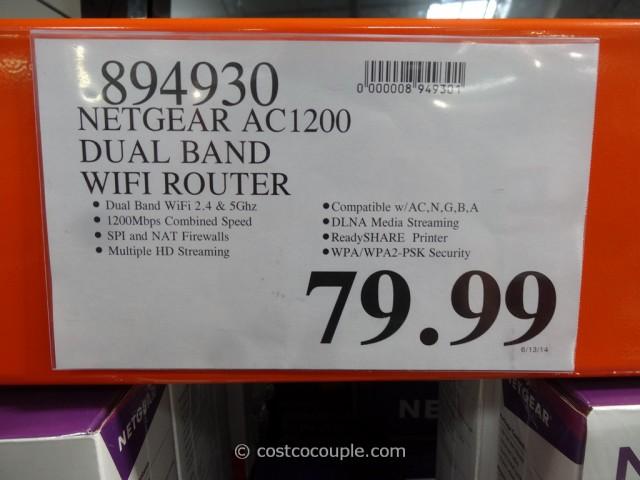 Netgear R6100 Wifi Router Costco 1