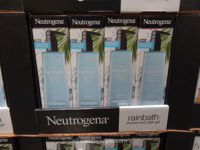 Neutrogena Rainbath Shower Gel Costco 3