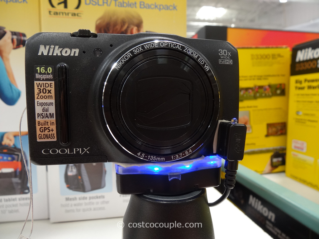 Nikon Coolpix S9700 Costco 1