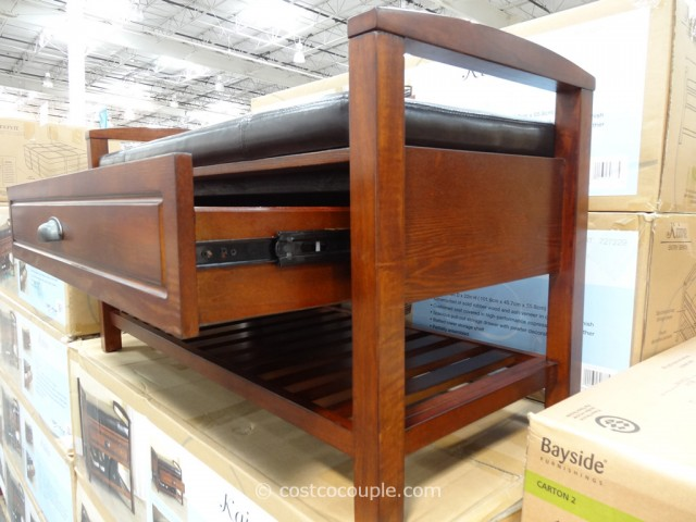 OSP Designs Kaine Entry Bench Costco 5