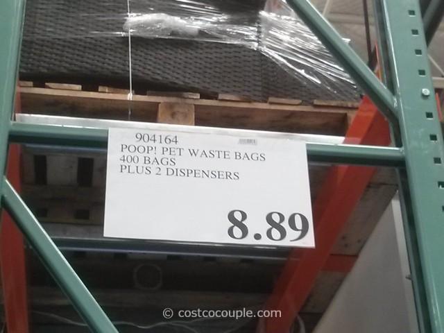 Poops Pet Waste Bags Costco 4